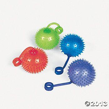 12 Squishy Water Ball Yo-Yos