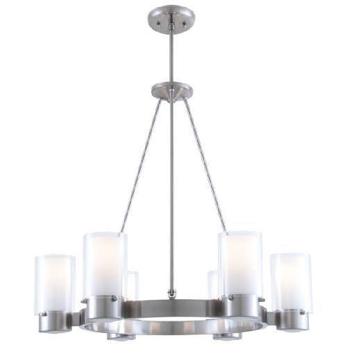 suspendu suspension multi luminaire luminaire lighting chandelier lighting et living. Black Bedroom Furniture Sets. Home Design Ideas