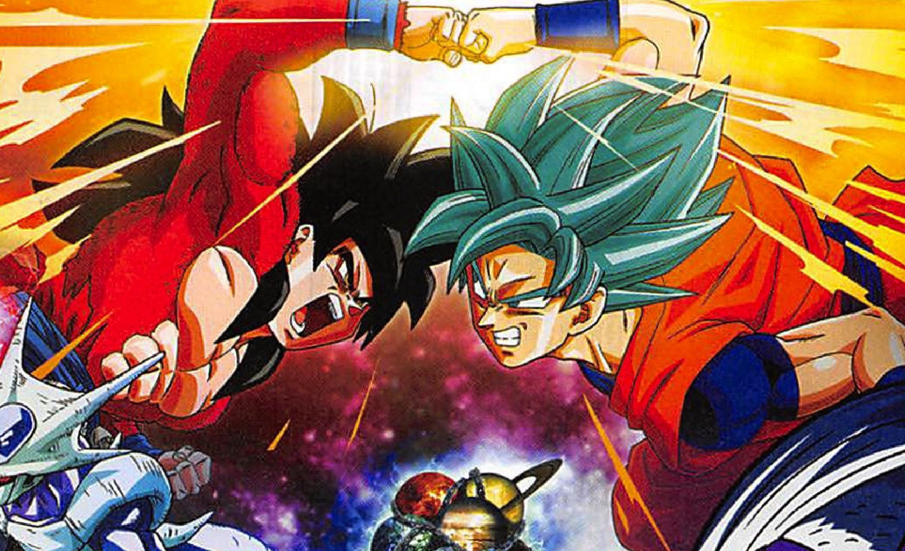 Resultado De Imagen Para Super Dragon Ball Heroes Universe Mission Dragon Ball Dragon Anime