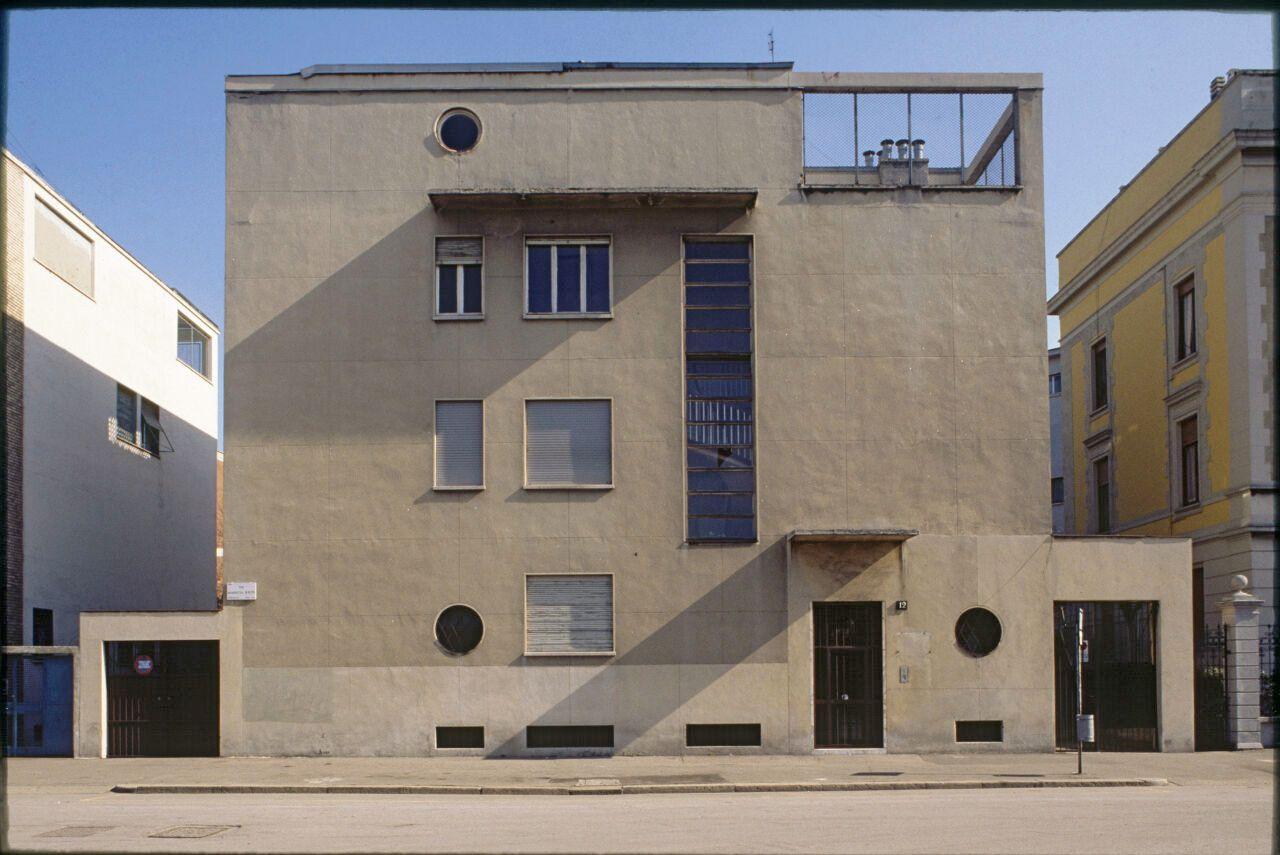 Milan Homes Of Legendary Architect Gio Ponti Yellowtrace Architekt Gio Ponti Architektur