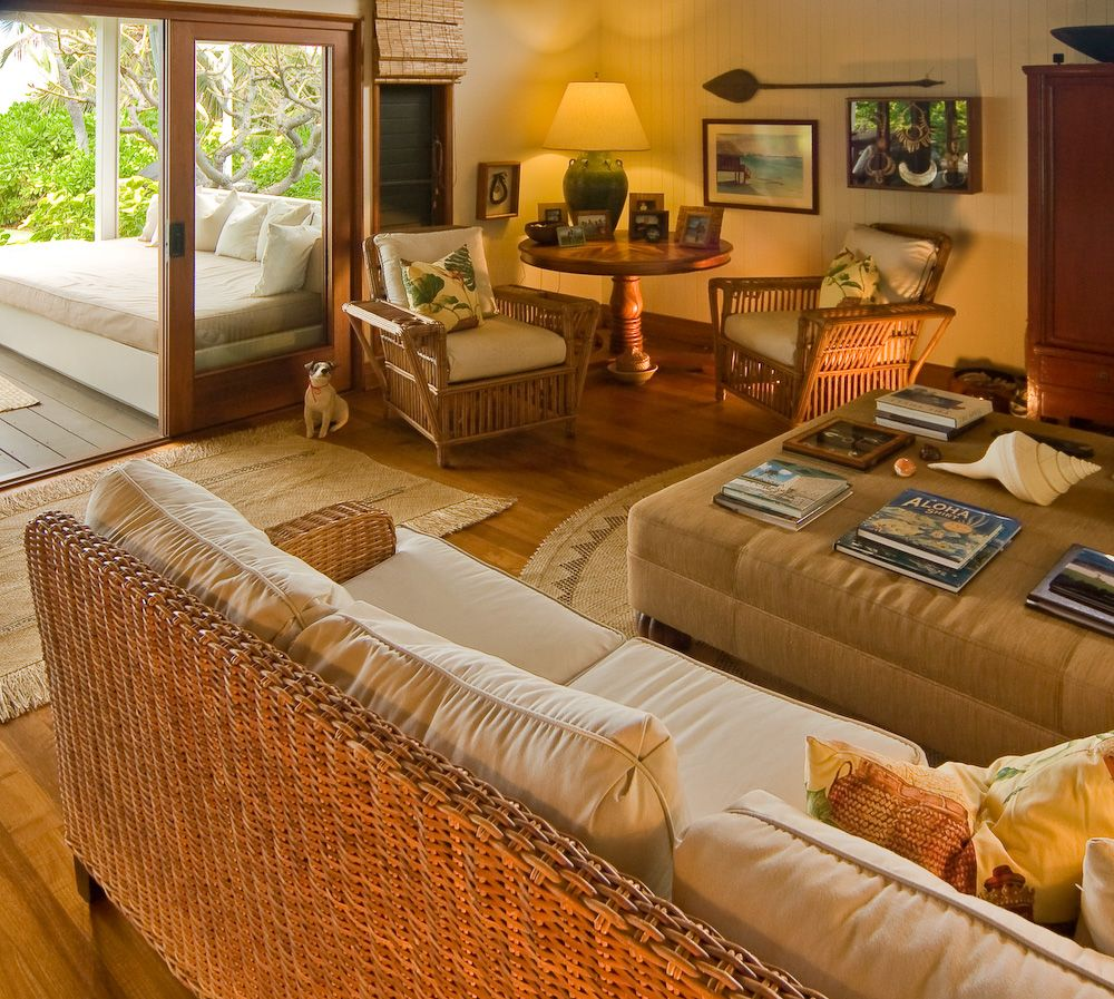 Hawaiian Decor Aloha Style Tropical Home Decorating Ideas: Hawaiian Cottage Style