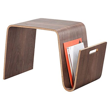 Best Dale End Table At Joss And Main Walnut Furniture Living 400 x 300