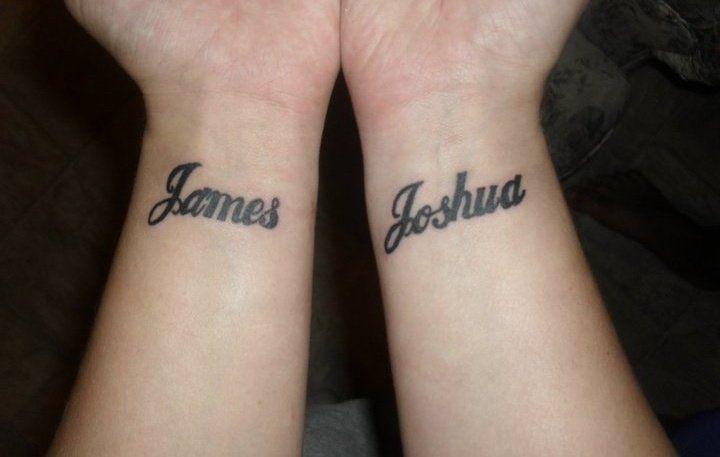 Pin By Shivali Dutta On Tattoo Lettering Wrist Tattoos