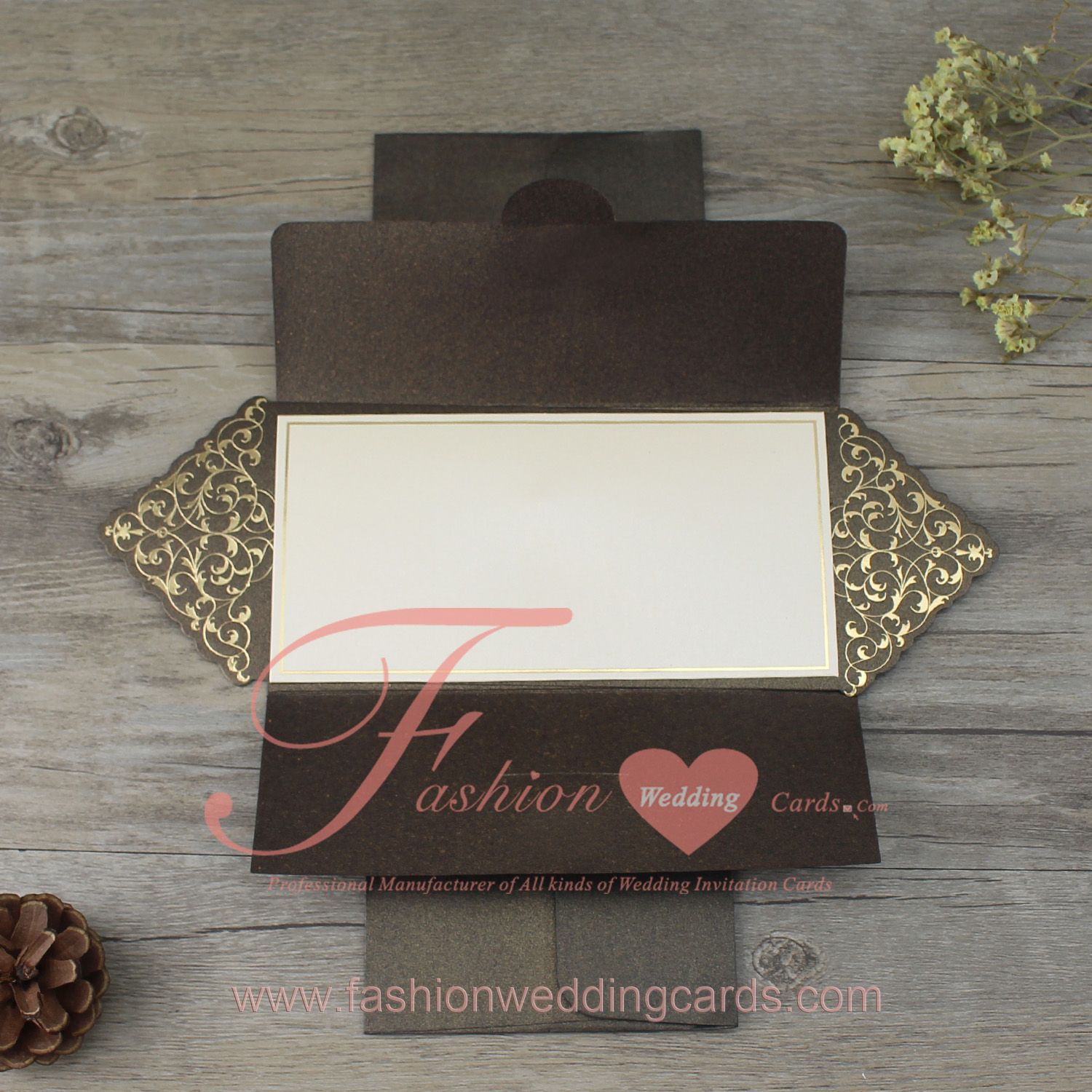 Cheap Exclusive Foiling Wedding Cards Online UK   Invitations ...