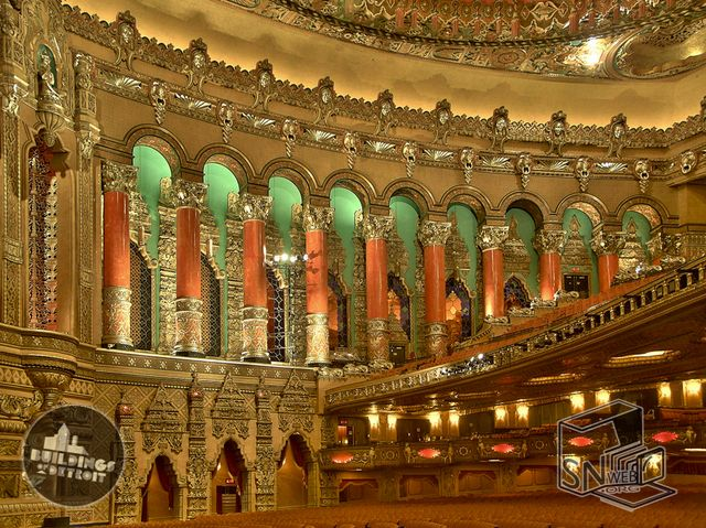 "Fox Theater Auditorium. ""The Fox Theatre seats over 5,000"