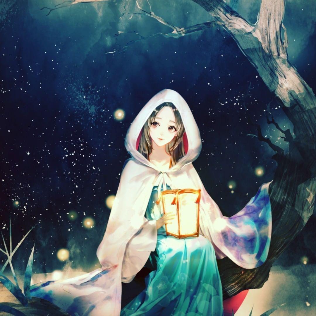 "Say HANa on Instagram ""燈燈燈燈 painting illustration"