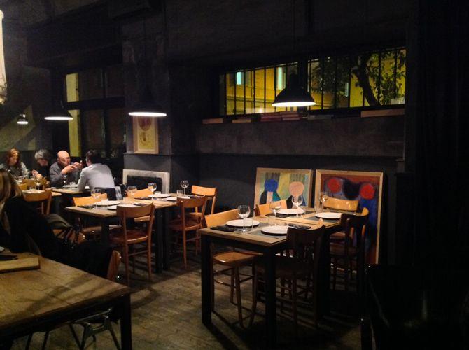 Salotto Caronte Bistrot.Salotto Caronte Aperitivo Cena E Brunch A San Giovanni