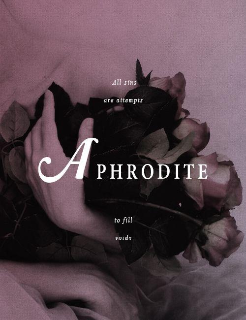Greek Mythology Aphrodite Love Isn T Soft Like The Poets