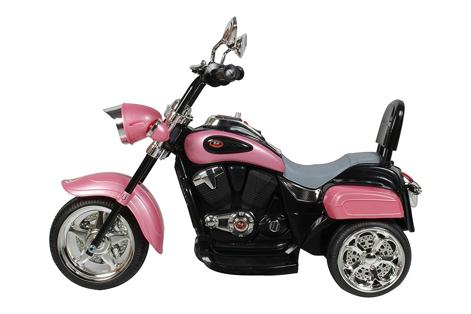 Buy Baybee Battery Operated Cruiser Bike (Pink) Online at ...