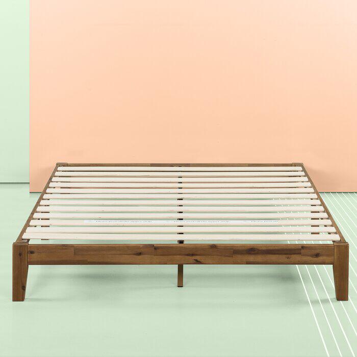 Newt Low Profile Platform Bed Wood Platform Bed Platform Bed