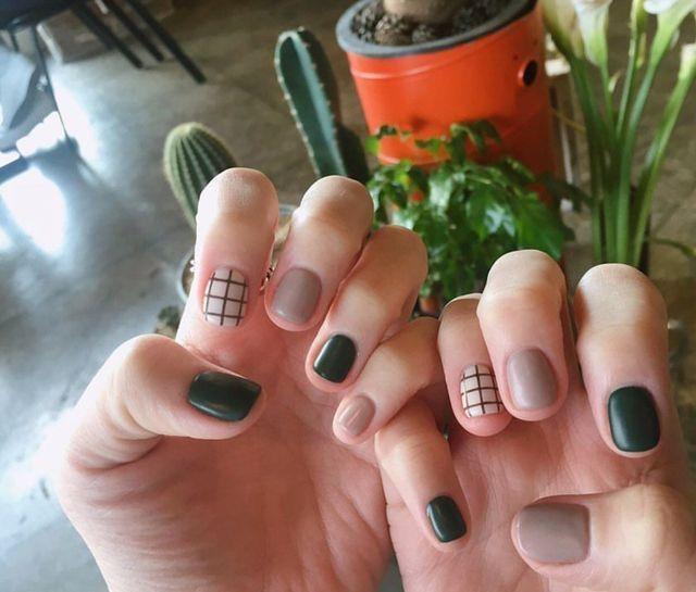 Pin de Oki Mint en nails   Pinterest   Diseños de uñas, Manicuras y ...