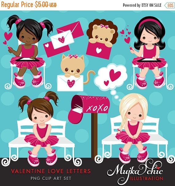Valentine Love Letters Clipart 11 Cute Valentine S Day Graphics With