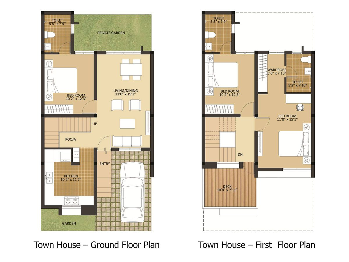 900 sq ft duplex house plans with car parking arts for Duplex layout plan