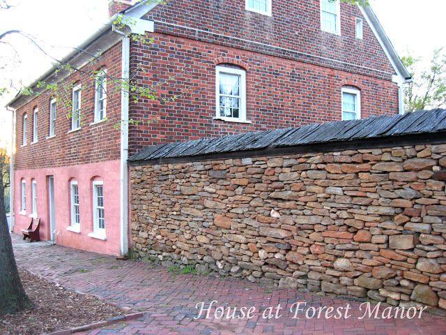 House at Forest Manor: Old Salem at Dusk