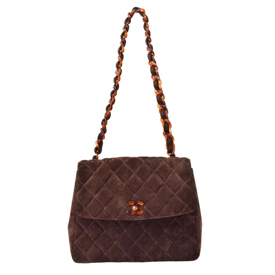Chanel Shoulder Bag Duet Curated Consignment™ Shoulder