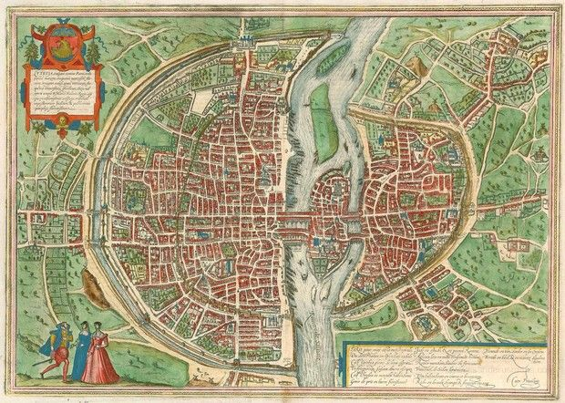 Street map of paris antique antique maps europe france street map of paris antique antique maps europe france antique map of gumiabroncs Choice Image