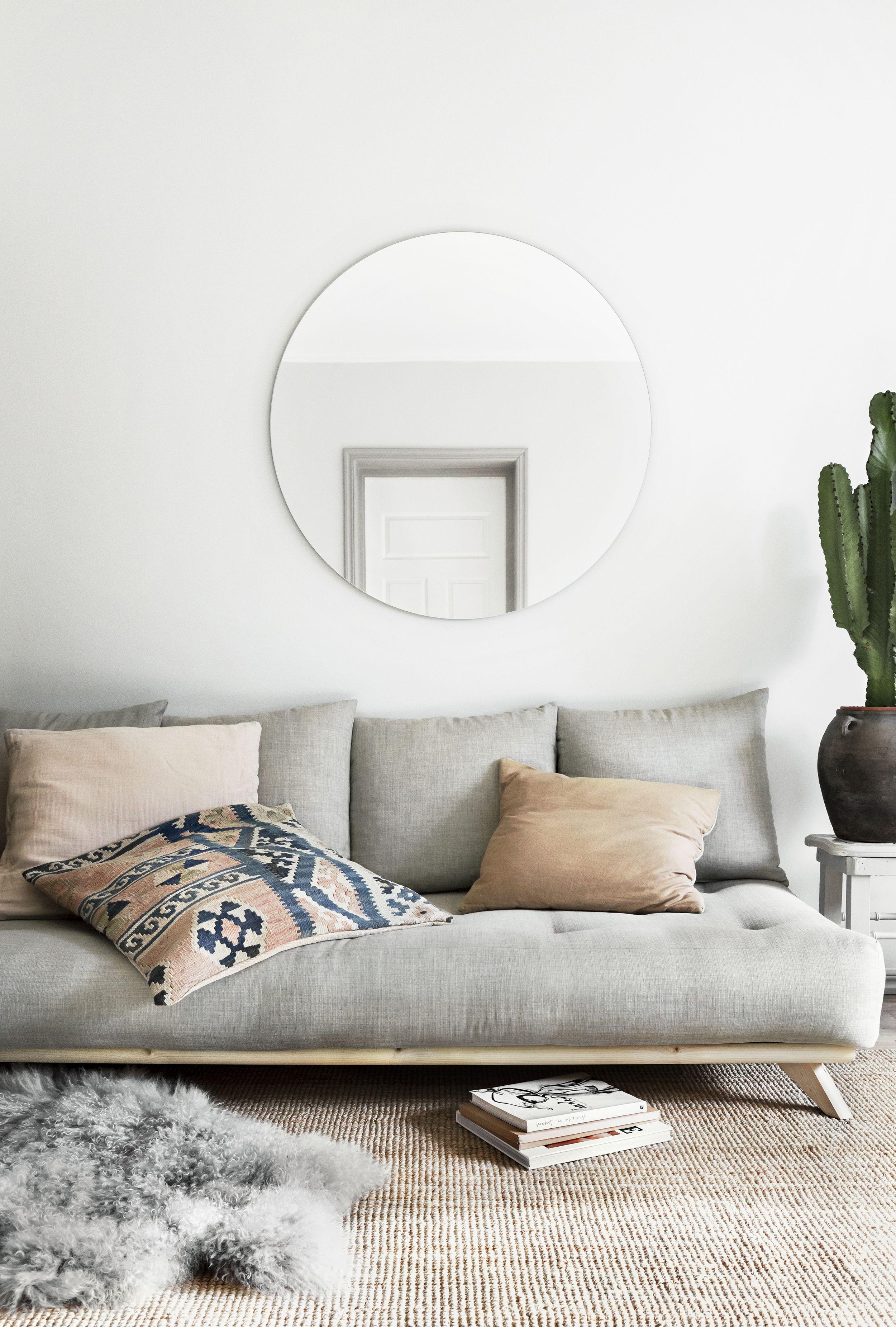 Faszinierend Sofa Scandi Referenz Von Gemütliches Im Skandinavischen Stil: Helles Holzgestell, Komfortable