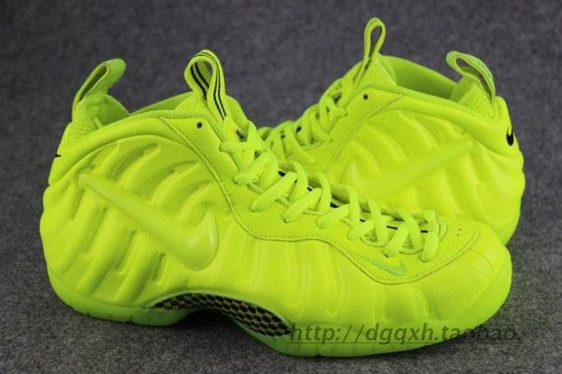 promo code 8238f 5e51e neon foamposite - Google Search | Shoes | Sneakers, Nike ...
