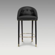 MALAY Samt Barstuhl Wohndesign | Wohnzimmer Ideen | BRABBU |  Einrichtungsideen | Luxus Möbel | Wohnideen
