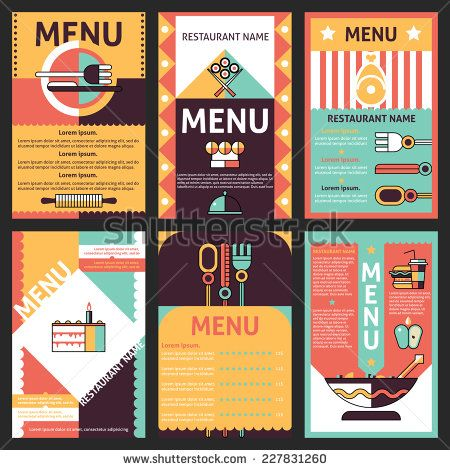 Menu Example | The Max | Pinterest | Menu List, Modern Restaurant