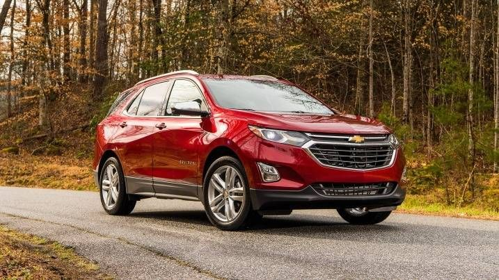 2019 Chevrolet Equinox Pricing Features Ratings And Reviews