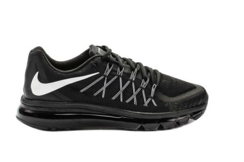 the best attitude cfe66 dee6a NEW Nike Air Max 2015 Mens Running Shoes Black White 698902 001 Training SZ  10.5 Clothing, Shoes   Accessories Men s Shoes Athletic  nike  jordan  shoes  ...