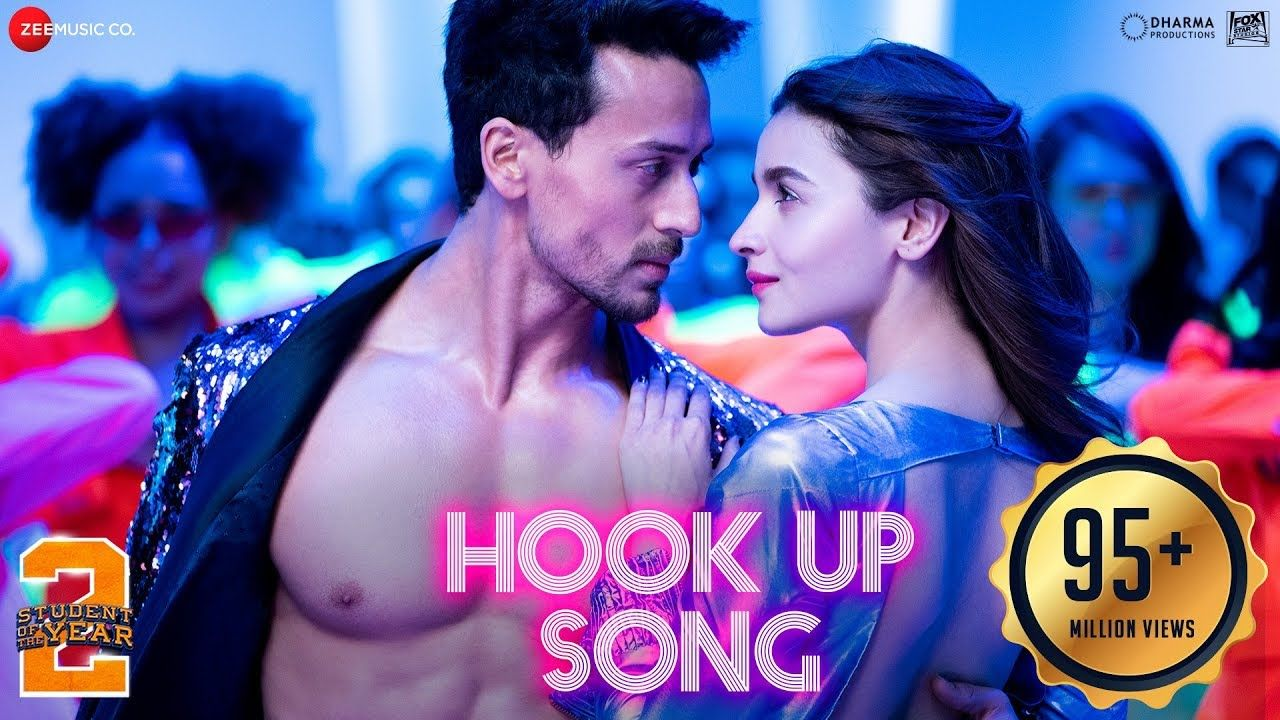 Hook Up Song Student Of The Year 2 Tiger Shroff Alia Vishal And Songs Student Of The Year New Hindi Songs