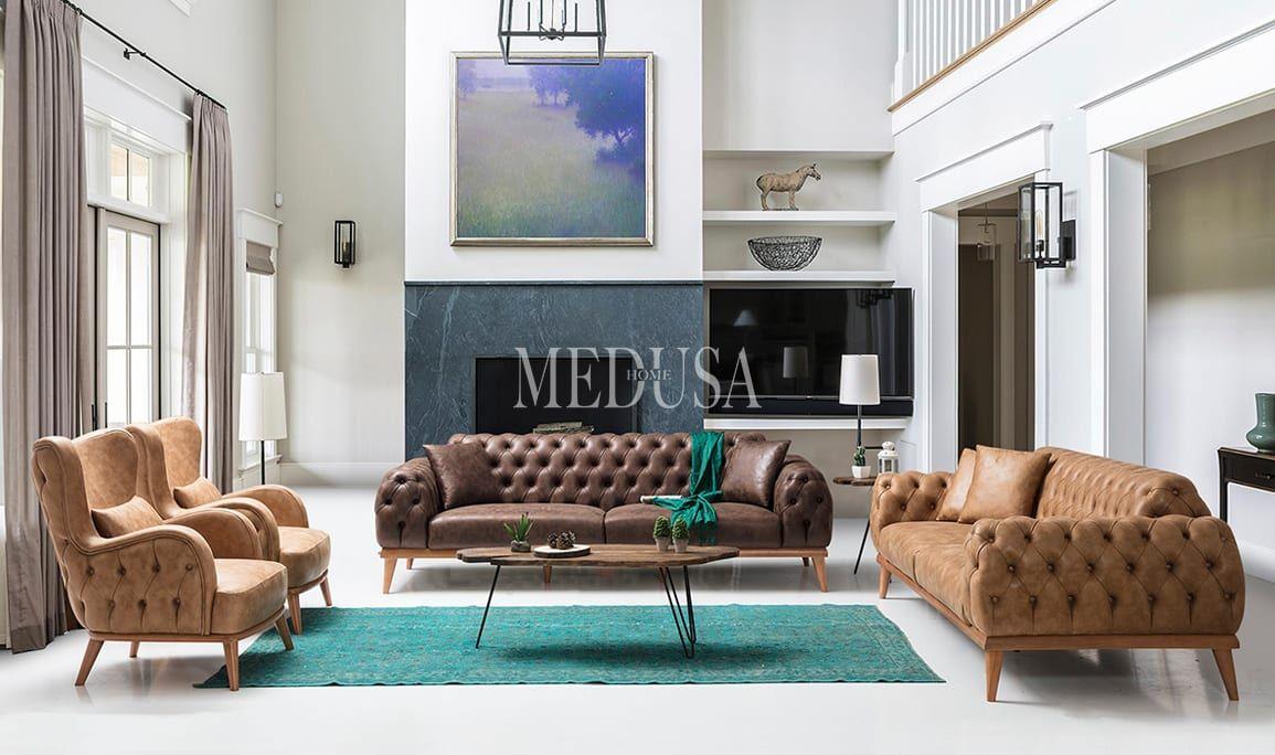 Barcelona Maxi Koltuk Takimi Medusa Home Mobilya Tasarimi Mobilya Fikirleri Ev Dekoru