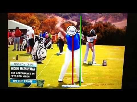 Hideki Matsuyama Swing Analysis (+playlist) | Golf Lesson ...