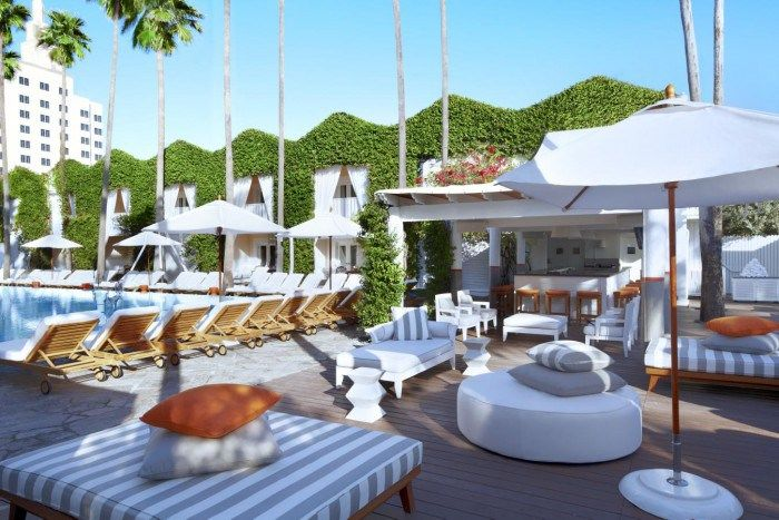 Hip En Trendy Hotel In Miami Delano South Beach