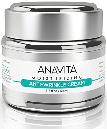Anavita The Best Moisturizing Anti Wrinkle Cream Peptide Rich Anti Aging Day And Night Facial Cream To Visibly Reduce Fine Lines Wrinkles