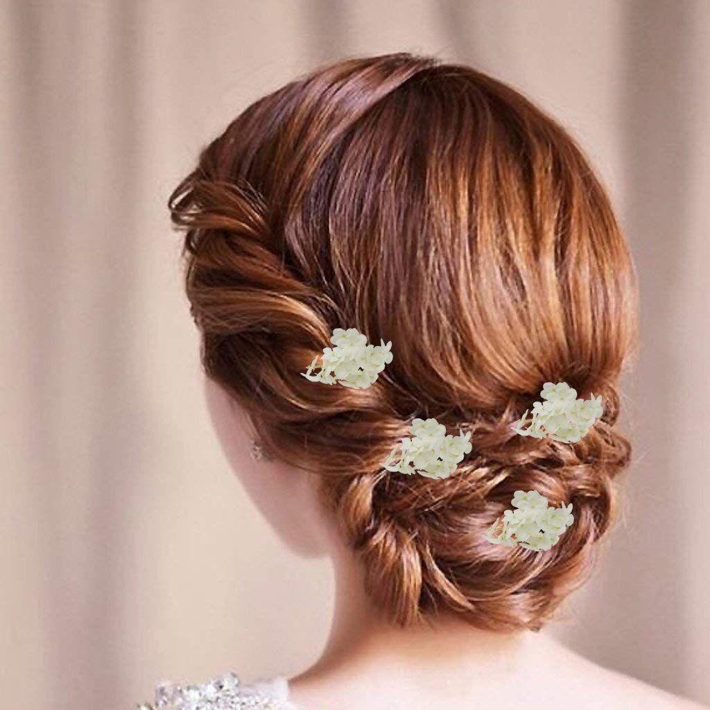 buy imported 2pcs wedding bridal bridesmaid flowers hair