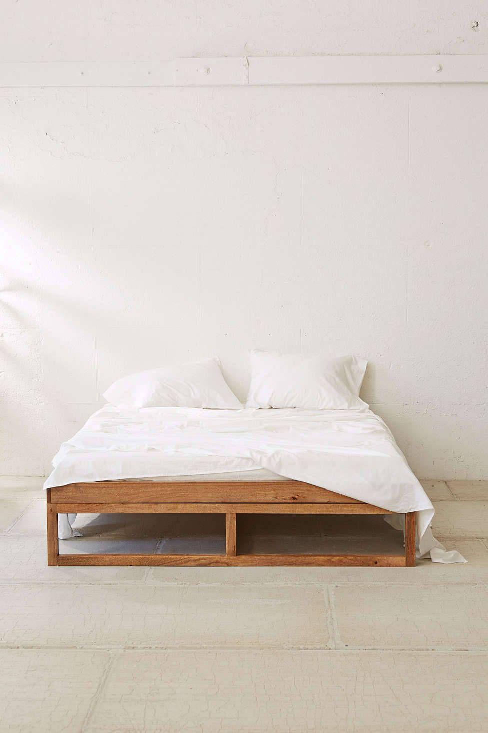 naures. — cinoh: Morey Platform Bed | Möbel | Pinterest ...