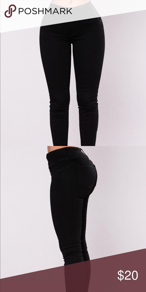 def0bbb5d7b Black jeans booty lifting Fashionnova booty lifting wax jeans