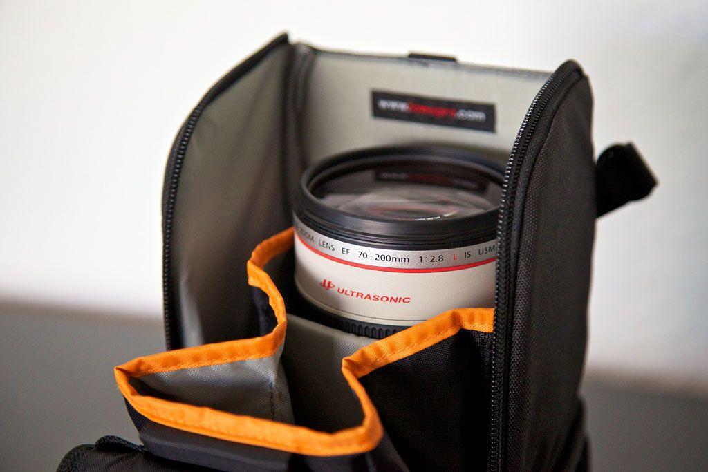 Lowepro Lens Exchange Case 200 AW