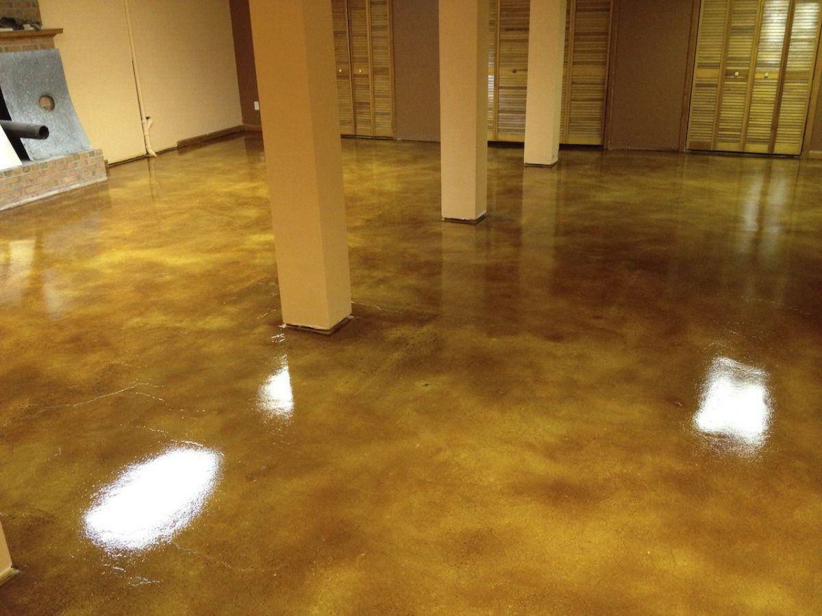 1000+ images about diy stained concrete on Pinterest | Polymers ...
