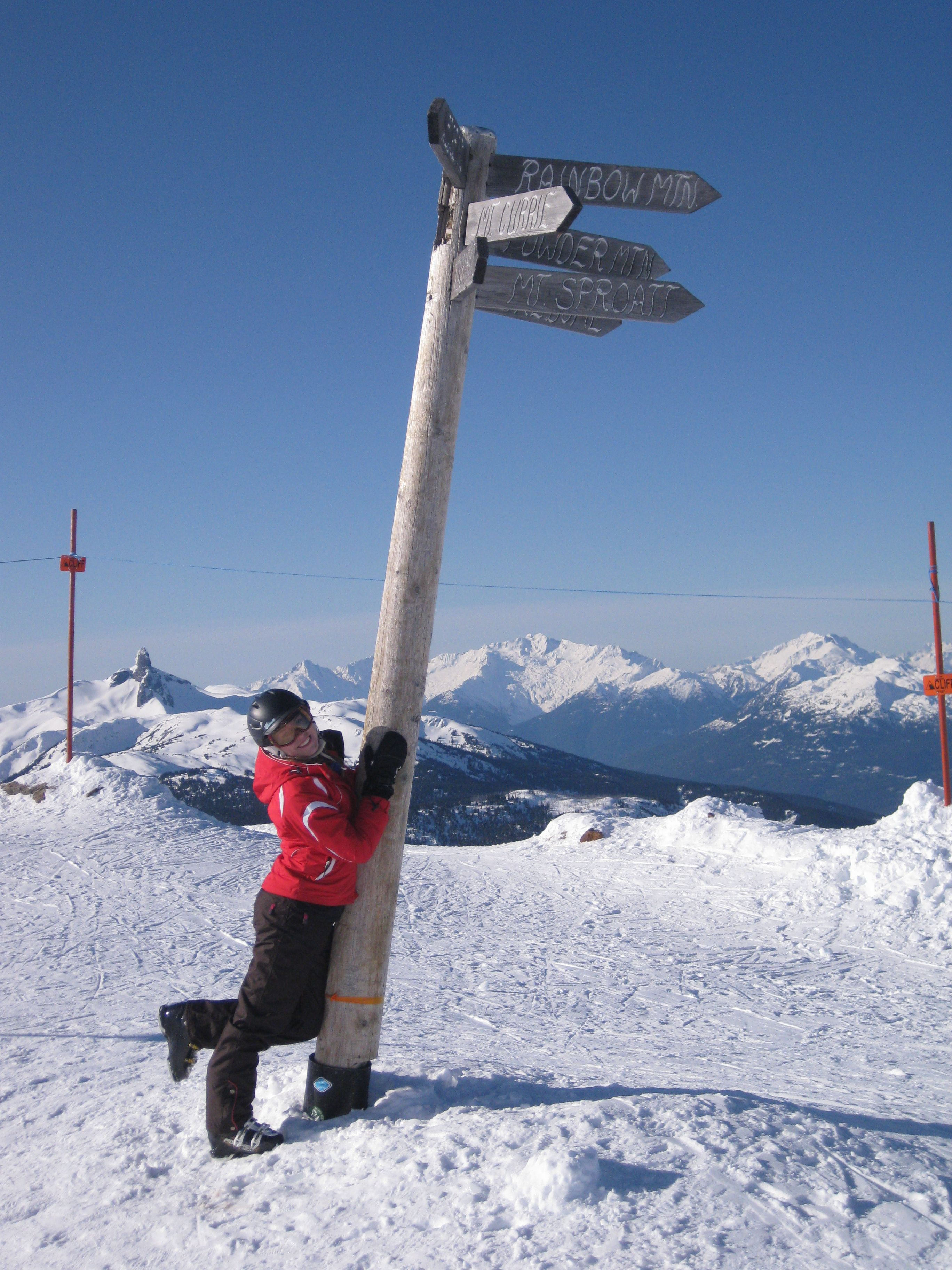 So many places to go and explore http://www.oysterworldwide.com/gap-year/canada-whistler-blackcomb-ski-instructor-jobs/