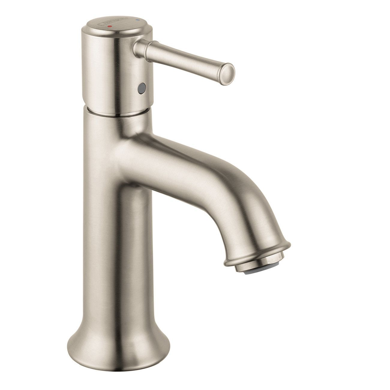 The Awesome Web Hansgrohe Chrome Talis C Bathroom Faucet Single Hole Faucet with Lever Handle