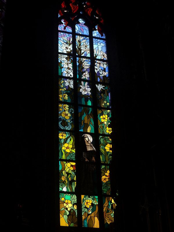 Church of St. Francis of Assisi, Kraków - Stained Glass Windows (7)
