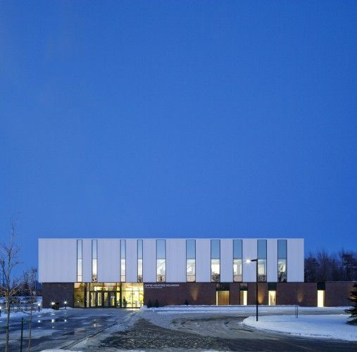 St-Hyacinthe Aquatic Centre / ACDF* (15)   # Pin++ for Pinterest #