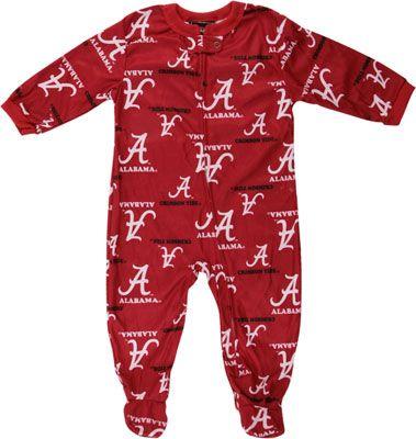Baby Body Alabama Crimson Tide-University of Alabama Football Jersey