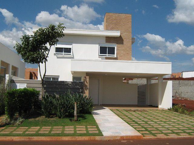 35 modelos de casas para construir | Entradinhas, Portas e Projetos