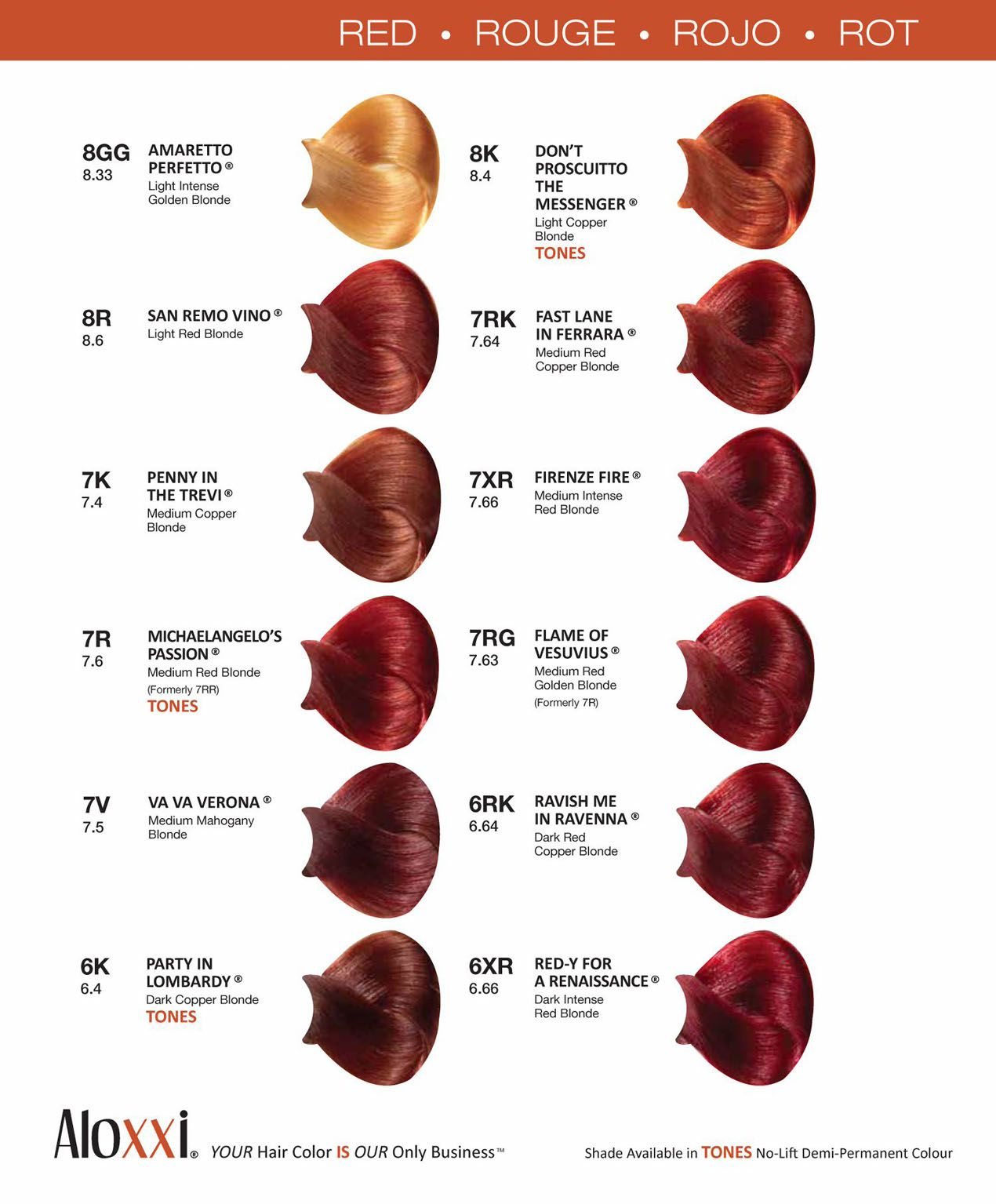 What   your color personality also best red haute hair images colorful colors rh pinterest