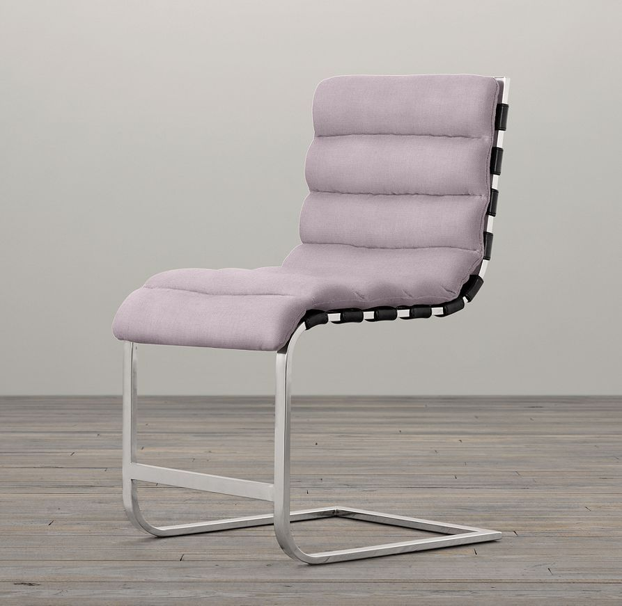 Amethyst Linen Upholstered Dining Chairs Fabric White Leather Dining Chairs Restoration Hardware Dining Chairs