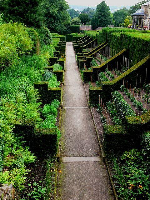 Biddulph Grange Garden - Staffordshire, England. | GARDENS | Pinterest
