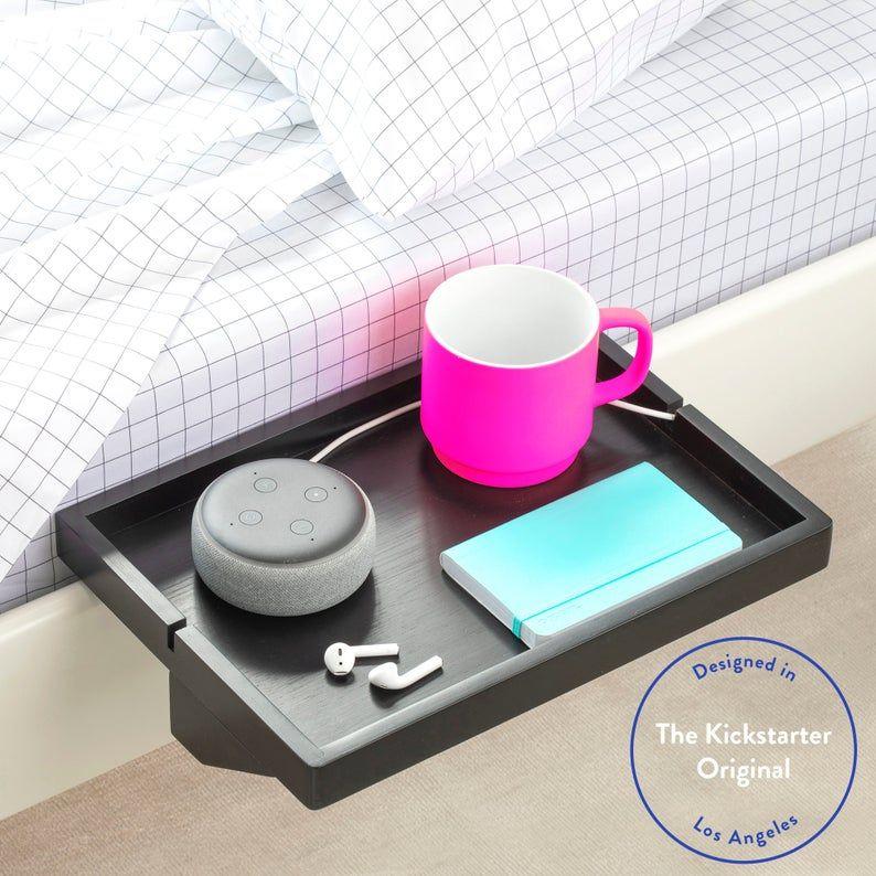 BedShelfie Bedside Shelf / Floating Nightstand / Small