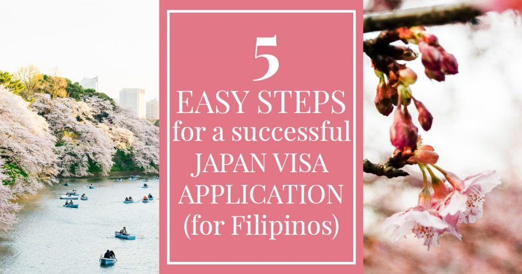 Japan Visa Application for Filipinos LiveLoveTravel Pinterest - fresh invitation letter japanese embassy