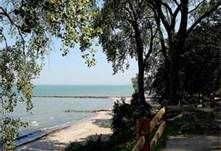 Huntington Beach Bay Village Ohio Lived In Bay Village As A Child Used To Swim Here Bay Village Vacation Places Huntington Beach