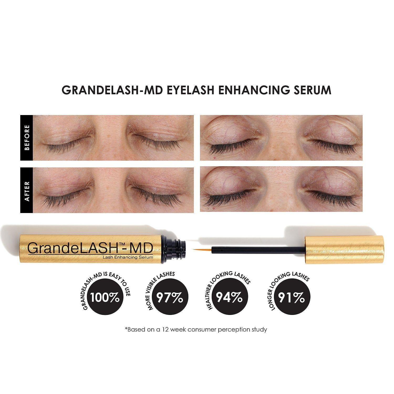 d1f3d9c1928 GrandeLASH™ - MD Lash Enhancing Serum - Grande Cosmetics | Sephora ...