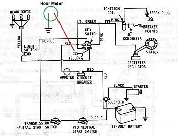 electrical diagram for john deere z445 - bing images ... john deere 4020 wiring diagram fuel gauge john deere x534 wiring diagram